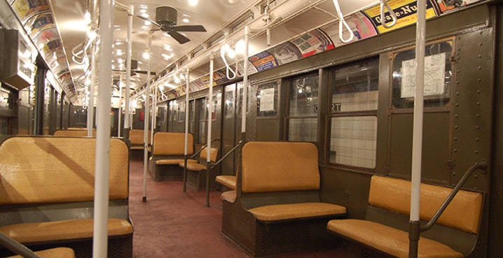 New york transit museum events