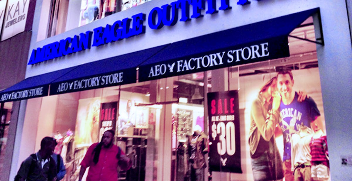 0af617bceac American Eagle Outfitters Factory Store - Downtown Brooklyn