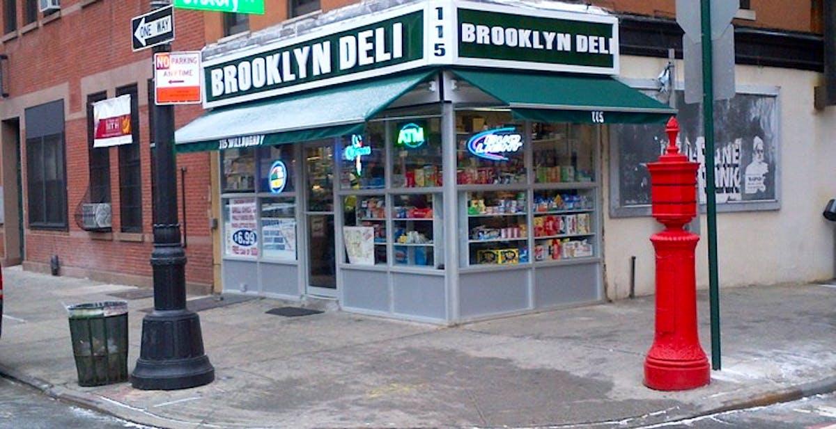 Brooklyn deli downtown brooklyn for Bed stuy fish fry schermerhorn