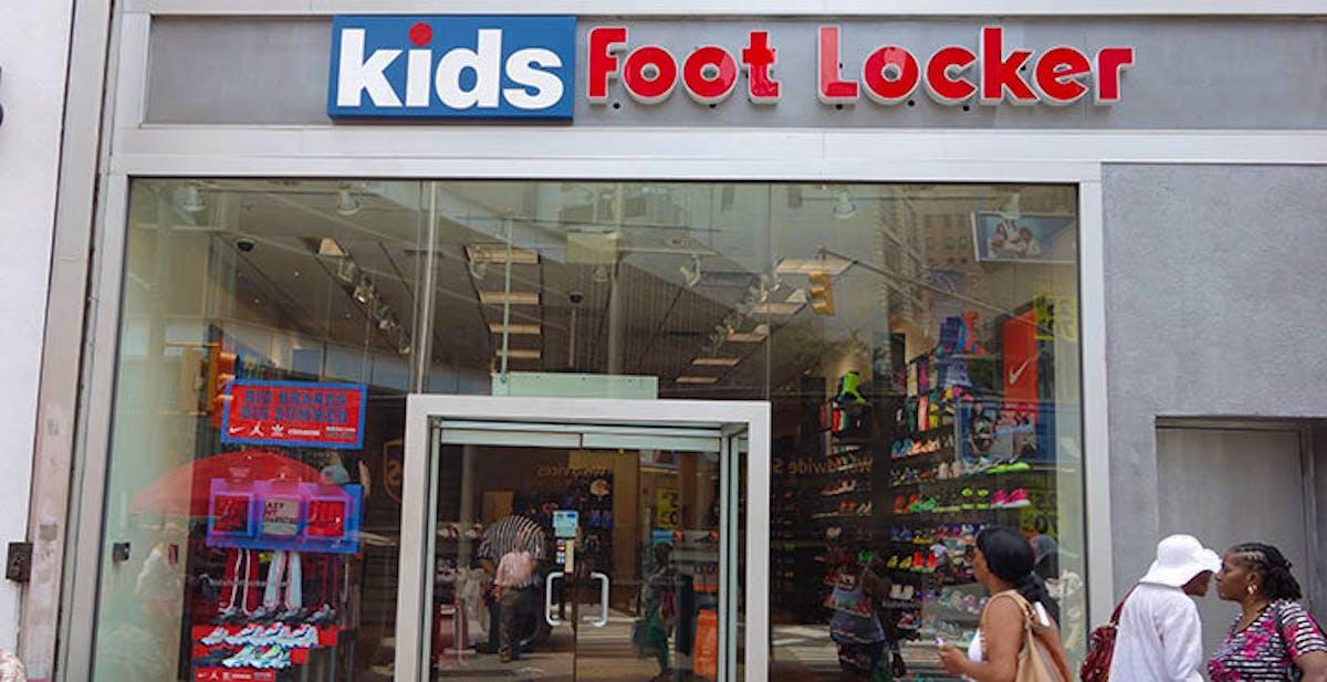 3e65adac5eb Kids Foot Locker - Downtown Brooklyn