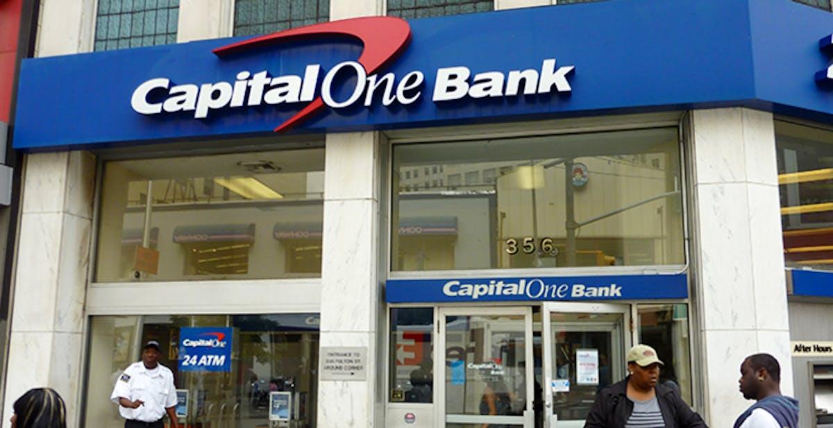 Capital One Bank - Downtown Brooklyn