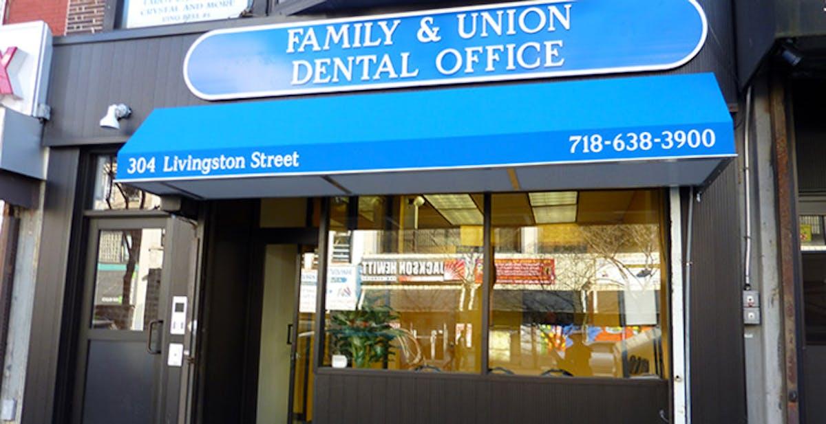 Family & Union Dental - Downtown Brooklyn