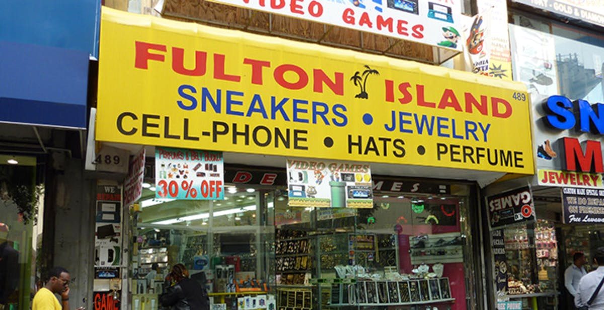 buy popular 6b6f1 6a836 Fulton Island - Downtown Brooklyn