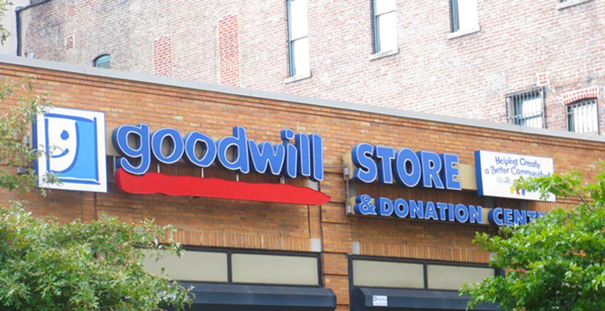 Goodwill Store Donation Center Downtown Brooklyn