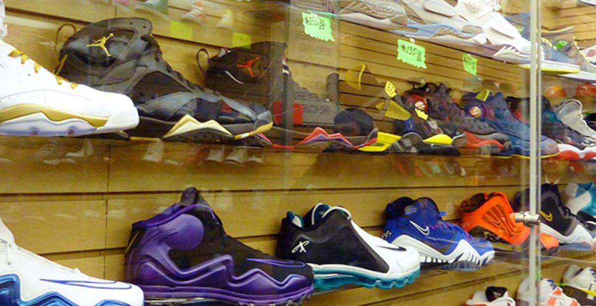 premium selection bd9e1 42f1a Sneaker Point - Downtown Brooklyn