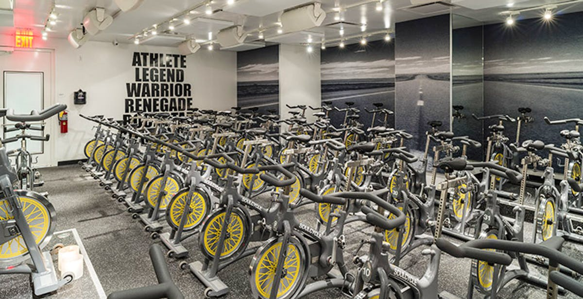 Soulcycle Downtown Brooklyn