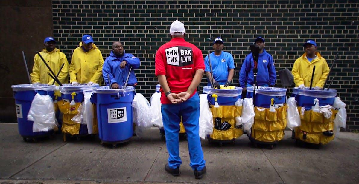 Meet The Doe Fund: Pt  1 - Downtown Brooklyn